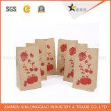 Populaires biodégradable de la qualité du papier kraft Sac de qualité alimentaire