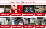 Vier Funktions-Plastikeinkaufen-Handgriff-Beutel, der Maschine herstellt
