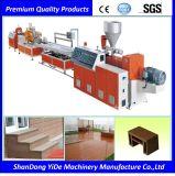Ventana de WPC (PP, el PE, PVC+Wood) y puerta que hacen la máquina