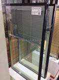 絶縁されたガラスWindowsのためのガラスブラインドとドアの間でモーターを備えられる