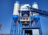 Usine de traitement en lots concrète d'usine mobile de mélange de béton du silo de colle 35m3/H mini