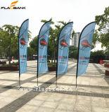 bandierina di alluminio della piuma di stampa di Digitahi di promozione di evento di 2.8m/bandierina di volo