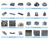 Pièces de broyeur pour les concasseurs de pierres