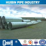 Neuer Preis für HDPE doppel-wandige gewölbte Rohre für Tiefbauschutz