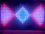 P18 tenda di visione della barra LED, video tenda con controllo di DMX