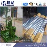 100m-180m utilisés portable appareil de forage de puits de forage Machine (HF180J)