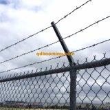 Métal à chaînes de maille clôturant pour la garantie de l'usine et de la construction résidentielle