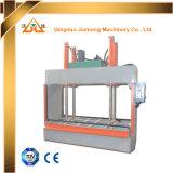 Bois fonctionnant la machine froide hydraulique de presse