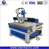 セリウムの公認のStarmaの彫版の切断働く木製CNCのルーター