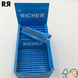 Pack bleu Richer Rolling Papers smokings