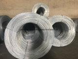 電流を通された鉄ワイヤー、円形ワイヤー