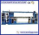 Linha coaxial da extrusão da máquina da fabricação de cabos do Teflon Micro-Fino