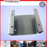 Het Stempelen 1mm van de douane de Vervaardiging van het Metaal van het Blad van het Roestvrij staal
