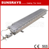 Queimador de aquecimento industrial cerâmico infravermelho