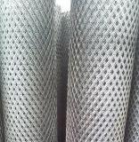 Расширенный диамантом лист панели ячеистой сети металла