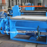Vollautomatischer Metallstahlring-aufschlitzende Maschine
