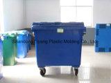 Großer im Freiengebrauch-industrielles 660 Liter-Plastikabfall-Sortierfach