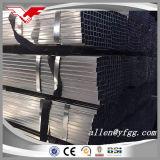 Fornitore quadrato e rettangolare pre galvanizzato usato serra dei tubi d'acciaio