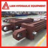 Цилиндр гидровлической силы гидровлический для обрабатывая индустрии