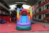 Het Opblaasbare Jumpng Kasteel van de bloem Bouncy Combo met Dia Chb751