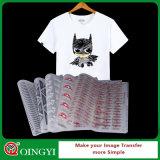 Migliori prezzo di Qingyi ed autoadesivo di scambio di calore di qualità per vestiti