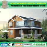 Kundenspezifisches Rücksortierung Oncean neuestes modernes Behälter-Haus/fabrizierte Haus vor