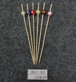 Ecoのバーベキューのツールのタケ焼串か棒を熱販売するか、または選びなさい(BC-BS1036)