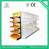 Étagère robuste de supermarché à double face Jinta (JT-A01)