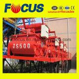 工場価格のJs500 25m3/Hの小さい対シャフトの具体的なミキサー