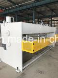Máquina que pela de la guillotina hidráulica de QC11y