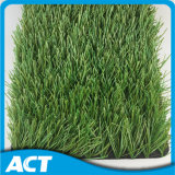 플라스틱 Two Tone Soccer Artificial Grass 또는 Football Synthetic Lawn Y50