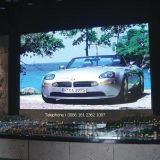 Hohes Stabilität P10 farbenreiches Innen-LED-Bildschirmanzeige-Zeichen