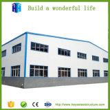 Prefabricated 강철 제작 구조 건물 공장 작업장 배치