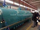 Autoclave à vapeur de vulcanisation du caoutchouc industriel avec Siemens Plc