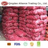Высокое качество ярко-красный жемчуг лук 35мм