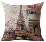 Het decoratieve Afgedrukte Hoofdkussen van Kussens Parijs