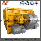 Concrete Mixer van Beton van het Cement van de Schacht van de Reeks Js500 van Js de Populaire Tweeling Ononderbroken Elektrische Gedwongen Verplichte 500 Liter