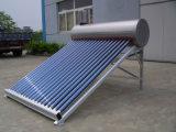Economia de energia de baixa pressão aquecedor solar de água