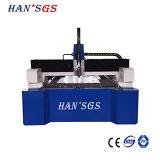 Máquina de estaca quente do laser da fibra do CNC da venda para a folha de metal
