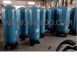 Tanque de depósito de fibra de ablandador de agua utilizada en la línea de tratamiento de agua
