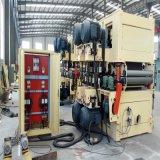 合板のための木工業の研摩機のコンパクトのドラム・サンダーの紙やすりで磨く機械