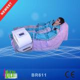 기압 장비를 체중을 줄이는 적외선 한 벌 Pressotherapy 바디