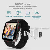 Spät entwickeltes Uhr-Telefon des Android-5.1 intelligentes des Systems-3G