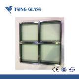 Acide выбиты стекла матовое стекло Sandblasted стекла для ванной / управление / двери