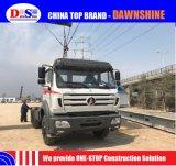 China 6X4 420HP 10Beiben ruedas de tractor camión con la tecnología Mercedes Benz