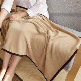 Canapé-couverture en laine polaire de corail dans divers couleur en option
