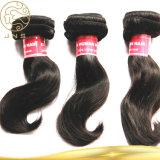安い卸し売りバージンおよび波状のRemyの毛の拡張