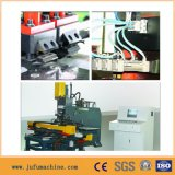 Placa CNC hidráulica Máquina de perfuração de perfuração