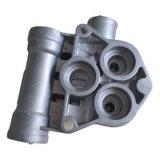 Cámara caliente de piezas de fundición de aluminio de piezas de motocicleta