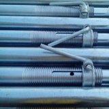 قابل للتعديل سقالة تدريم [بروبس] موقع [جك] سقالة فولاذ دعامة